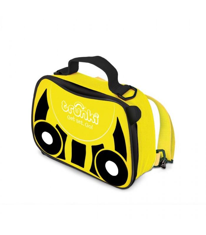 Trunki torbica za malico rumena