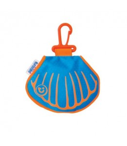 Trunki denarnica PaddlePak Clam Purse modra