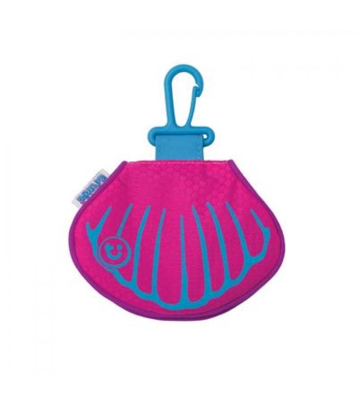 Trunki denarnica PaddlePak Clam Purse rožnata