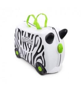 Trunki kovček zebra Zimba