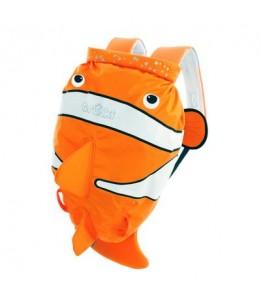 Trunki vodoodporni nahrbtnik oranžen