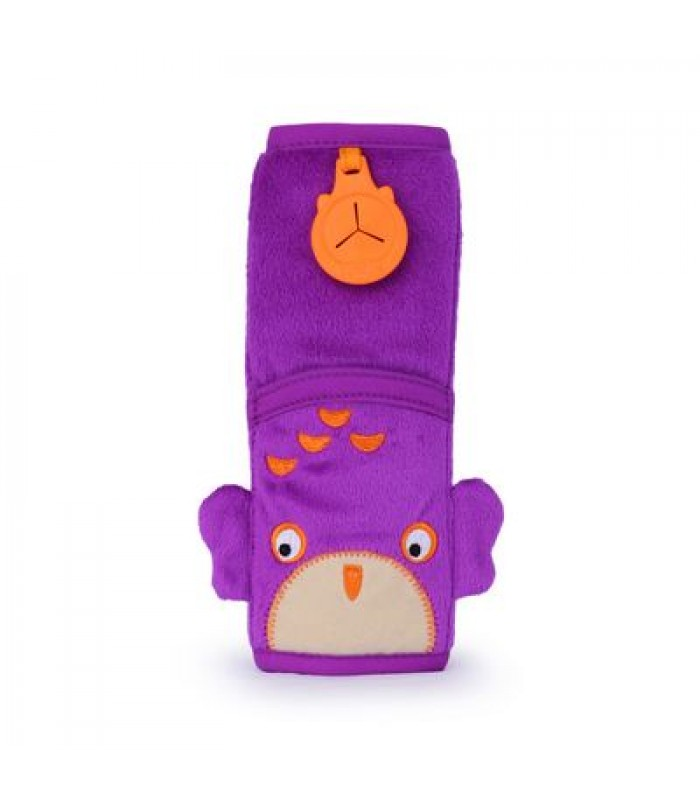 Trunki podloga za pas Seatbeltpad vijolična