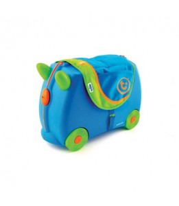 Trunki Saddle Bag modra